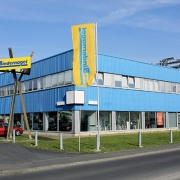 Gebäude Eisen-Bindernagel
